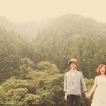 2013/9/1 森の中でのロケーションフォト