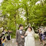 2015/5/9 奈良の森の中ウェディング