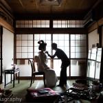 大神神社にて奈良和婚