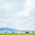 滋賀県アウトドアウエディング撮影