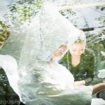 京都平安神宮での和装結婚式